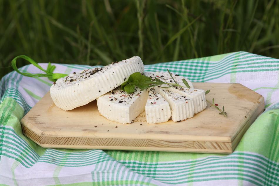 Pepřový sýr
