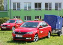 Autoškola sk. B – Škoda Rapid + Fabia